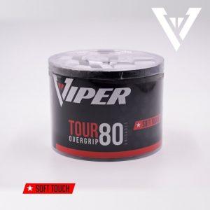 OVERGRIP Viper - TOUR Tambor 80 uds - Enjoy Sports - Viper Padel Tenis Badminton