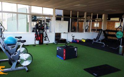 Ponerse en forma con garantías de seguridad – Training Box