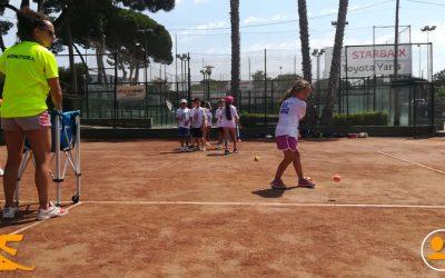 Entrenador de Tenis
